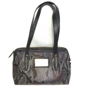 RELIC Shoulder Bag Snake Skin Design Purse